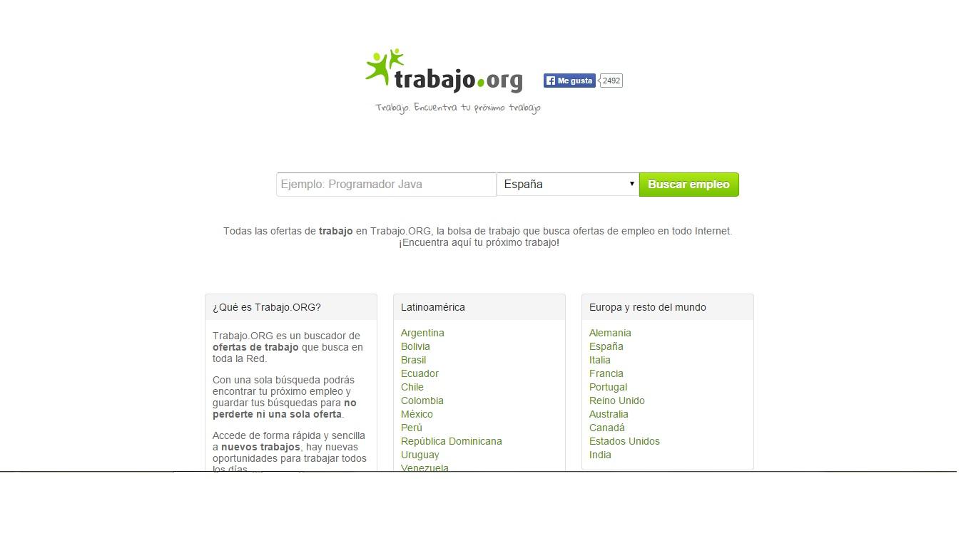 Empleo buscadores | Recursos Web para Jóvenes