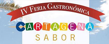IV Feria Gastronómica CARTAGENA SABOR. Del 27 al 31 de mayo - Explanada del Puerto