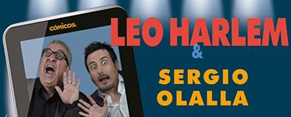 LEO HARLEM. TRENDING TRONCHING -  Auditorio El Batel. 12 de junio