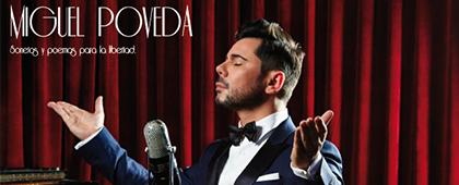 MIGUEL POVEDA. Auditorio El Batel - 15 de agosto