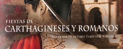 Fiestas de Carthagineses y Romanos - Del 18 al 27 de septiembre