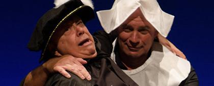 POR HUMOR AL ARTE con Paco Arévalo y Bertin Osborne   Nuevo Teatro Circo - 5 de noviembre