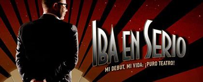 IBA EN SERIO con Jorge Javier Vázquez y Kiti Manver   Auditorio El Batel - 8 de noviembre