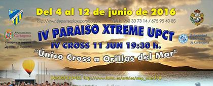 PARAÍSO EXTREME 2016 en Playa Paraíso. Actividades del 6 de junio al 13 de agosto