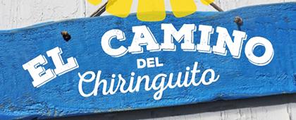 EL CAMINO DEL CHIRINGUITO. Del 24 de junio al 10 de julio
