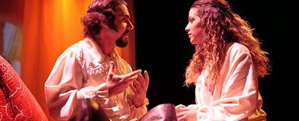 Compañía teatral Amigos del Tenorio presenta DON JUAN TENORIO. 31 de Octubre. Auditorio El Batel