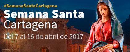 SEMANA SANTA DE CARTAGENA. Declarada de Interés Turístico Internacional
