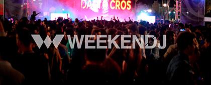 III WEEKEND DJ Cartagena. 26 y 27 de mayo