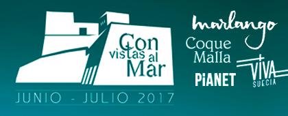 Ciclo de conciertos CON VISTAS AL MAR. Marlango | Coque Malla | Pianet | Viva Suecia. JUNIO JULIO 2017