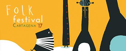 FOLK FESTIVAL CARTAGENA. 20, 21 y 22 de octubre