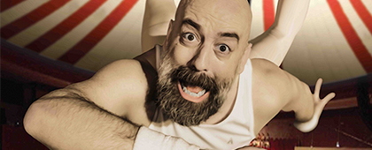 GOYO JIMÉNEZ presenta MÁS DIFÍCIL TODAVÍA. Auditorio El Batel. 14 de diciembre