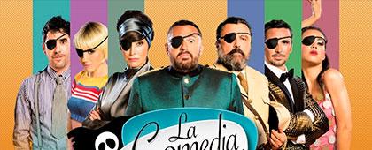 LA COMEDIA DE LAS MENTIRAS. Nuevo Teatro Circo   28 de enero