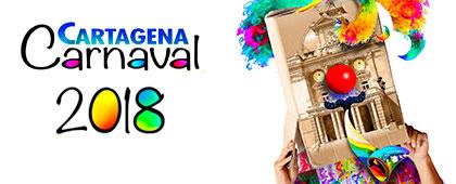 CARNAVAL DE CARTAGENA. Del 2 al 13 de febrero de 2018