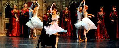 MOSCOW STATE BALLET presenta ROMEO Y JULIETA   Auditorio El Batel. 9 de marzo