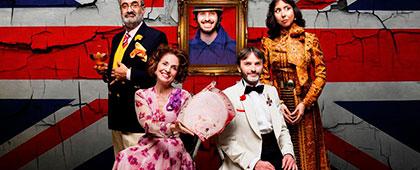 LA CANTANTE CALVA. Nuevo Teatro Circo. 18 de febrero