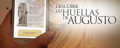 Juego Interactivo DESCUBRE LAS HUELLAS DE AUGUSTO | Cartagena Puerto de Culturas
