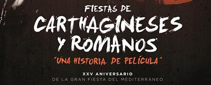 FIESTAS DE CARTHAGINESES Y ROMANOS - Del 19 al 28 de septiembre de 2014