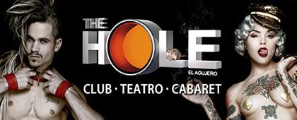 THE HOLE - Auditorio El Batel - Del 28 de enero al 1 de febrero