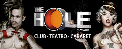 THE HOLE - Auditorio El Batel - Del 28 de enero al 1 de febrero