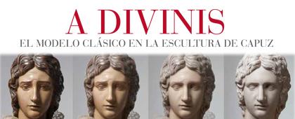 Exposición A DIVINIS | Mvseo del Teatro Romano - Hasta el 30 de mayo