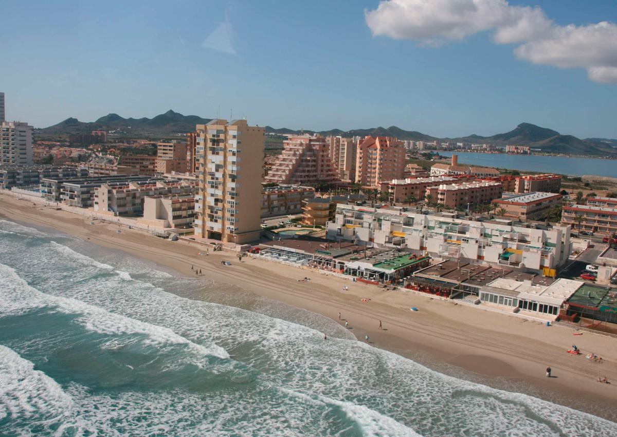 Imagen de la Playa
